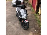 Moped / scooter for sale 50cc kymco agility £850 Ono