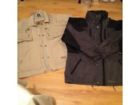 Bundle of Men's Jackets and Trousers sizes large/XL