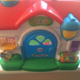 Musical play house