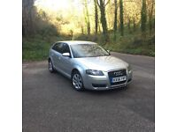 """2006 """"56 plate"""" Audi A3 1.9 TDI """" SPECIAL-EDITION """" 5 door, manual """" just had over £1500 spent """""""
