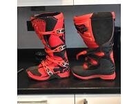 Fox comp 5 motor cross boots