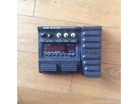 Zoom GFX 707 multi Effects pedal