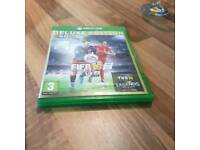 Fifa 16 for the xbox one, classic. (USED)
