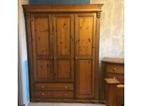 Bargain Solid wood bedroom furniture