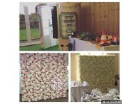 *HIRE* PHOTOBOOTH HIRE>> FLOWER WALL HIRE!