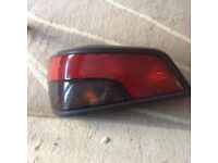Peugeot 306 rear light
