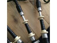 Wanted Vintage Bagpipes, Sporrans, Plaid Brooches & Chanters