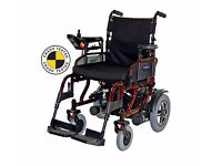 Electric wheelchair - P110 Sirocco Power Wheelchair - looking for a quick sale !!