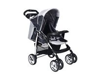 USED 6 TIMES SPRING SUSPENSION BABY STROLLER BIRTH-3 YEARS