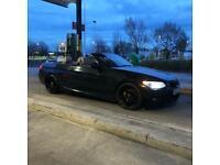 BMW 320d M Sport hard top Convertible