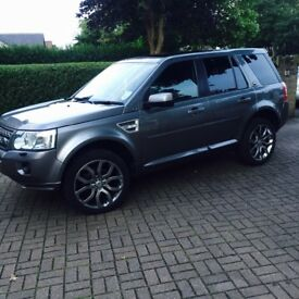Landrover Freelander 2 Hse,Auto,Diesel,Panroof,SatNav,Bluetooth,Colour Coded Bumpers Mirrors,4x4