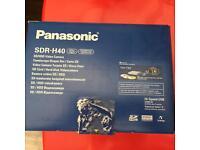 Panasonic SDR-H40 Camcorder