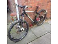 Mountain bike cannondale sl2