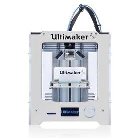 Brand New Ultimaker 2 GO 3D Printer