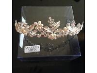 Warren York brides tiara
