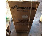 NEW WORCESTER BOSCH - GREENSTAR 12i SYSTEM BOILER