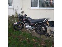 Ybr 125cc cheap bike
