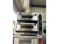 Electeric pizza oven