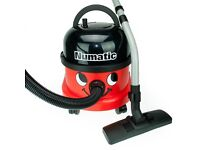 New and boxed Industrial Numatic Henry Hoover