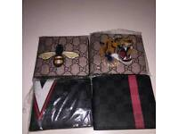 Gucci/LV Wallets in stock