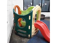 Little Tikes climbing frame with slide