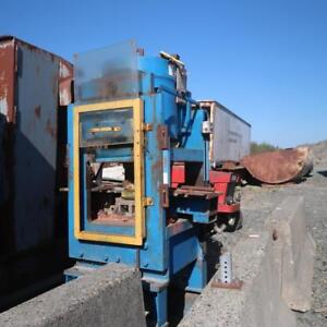 Hydraulic Press With 50hp Powerpack