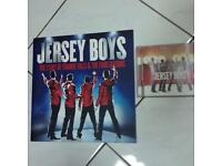 Jersey Boys West End CD & Program