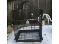 For sale tall bird cage