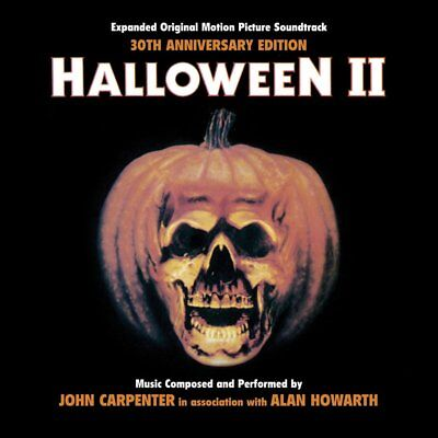Halloween II - Complete Score - Limited Edition - John Carpenter](Halloween Ii Score)