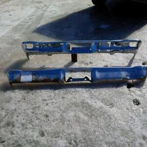 67 Fairlane Bumpers, XL side chrome and factory seats