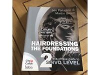Hairdressing the foundation nvq level 2