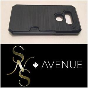 **SALE** LG G5 Armour Hybrid Card insert kickstand phone case