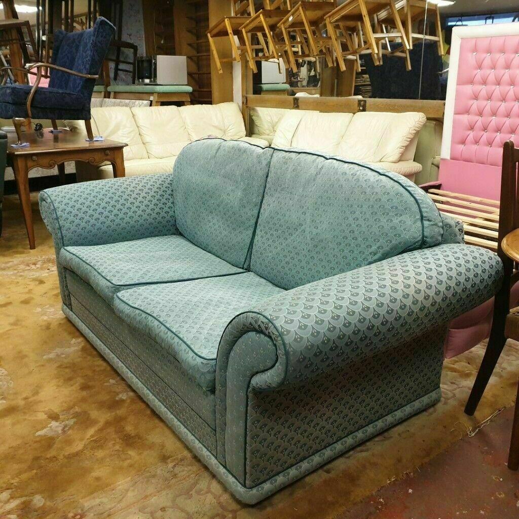 Fabulous Two Seater Sofa In Bearsden Glasgow Gumtree Machost Co Dining Chair Design Ideas Machostcouk