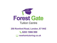 11+ GCSE and A level Tuition Maths, English and Science One to one Forest Gate Tuition Centre