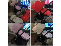 Bugaboo cameleon 3 (BARGAIN) 4 different coulours