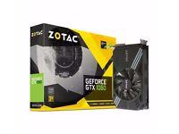 2x Zotac Geforce GTX 1060 3GB with Warranty and Box