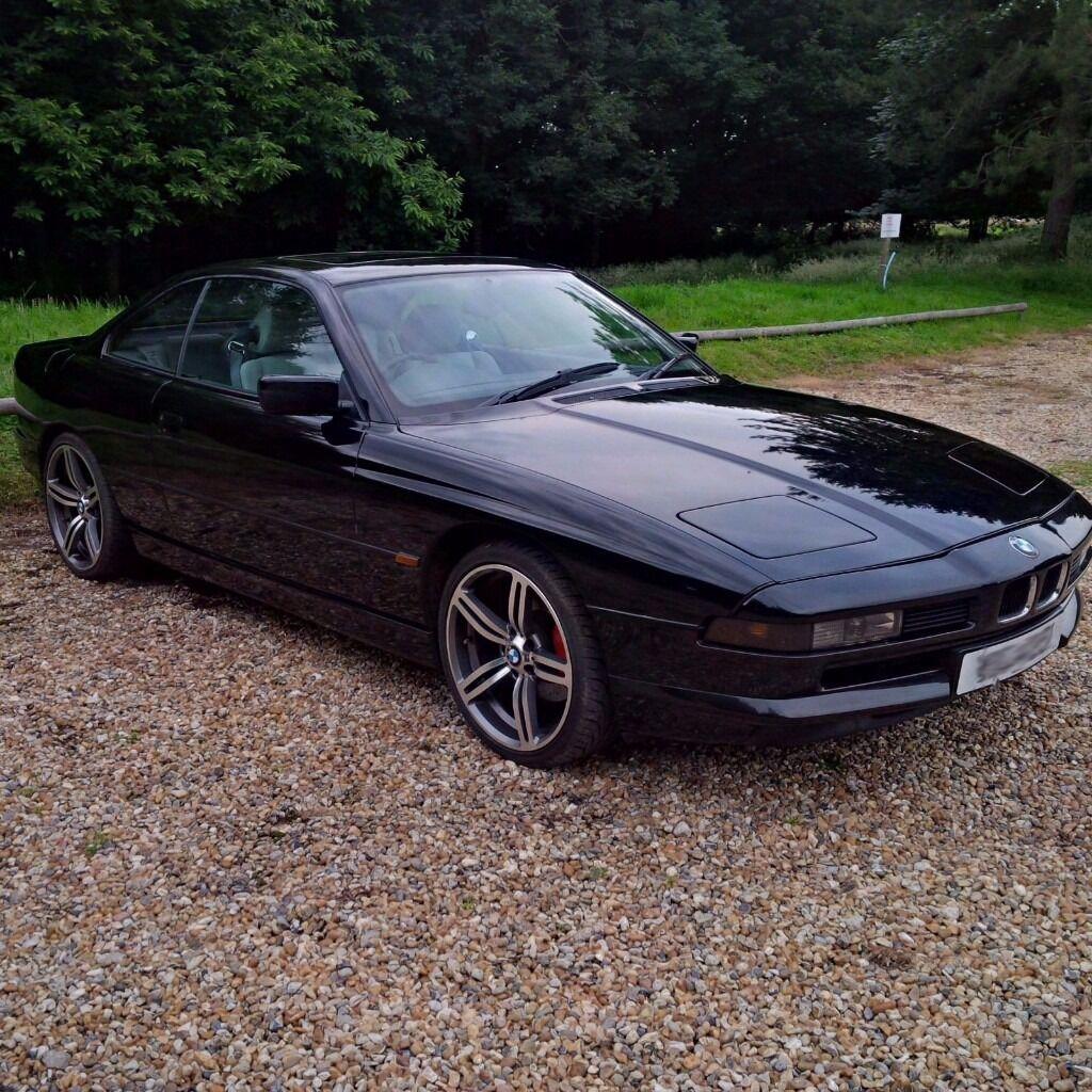 Price Reduced for fast sale!Black BMW 840CI 4.0L V8 Auto E31, | in ...