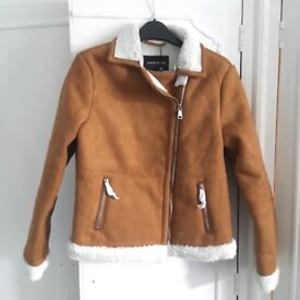 Faux Suede Jacket for Sale