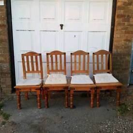 4 Ikea Dining good quality Chairs