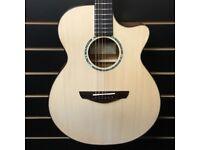 Faith Natural Series Percussive FVHG-PERC Electro Acoustic Guitar