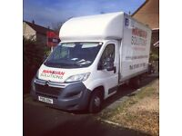 REMOVALS - FALKIRK SINGLE ITEMS TO FULL HOUSE REMOVALS . MAN & VAN SOLUTIONS