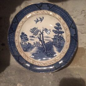 Willow Pattern - Real Old Willow