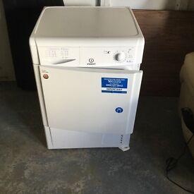 Indesit IDC 8T3 condenser tumble dryer