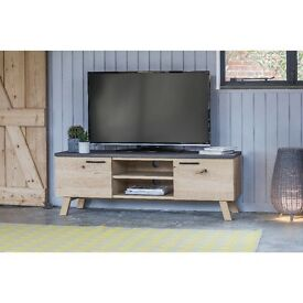 Fjørde & Co Amir TV Stand - RRP £422.99 Brand New (Slight cosmetic damage)