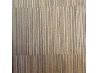 Small piece of bamboo effect vinyl flooring