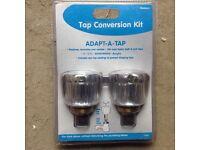 Tap conversion kit