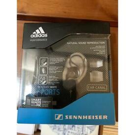Sennheiser adidas performance headphones