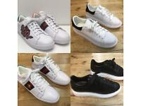 Gucci Snake Trainers Gucci Bee Shoes Designer Sneakers UK London cheap north west east west south