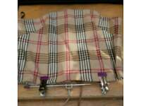 Bodice Corset by MORGAN Brand in Size UK 10: A Burberry pattern Style. Details: