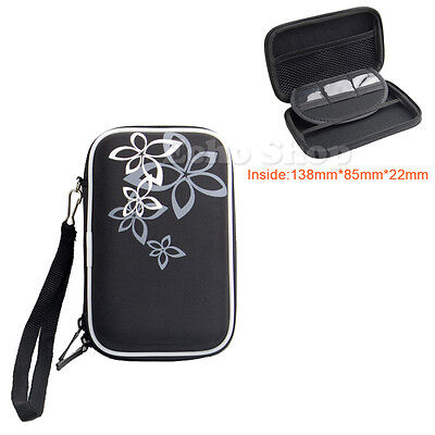 "2.5"" HDD EVA Hard Case Pouch For SEAGATE Backup Plus Slim Portable hard Drive"